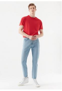Мужские джинсы голубого цвета бренда Mavi Madrid
