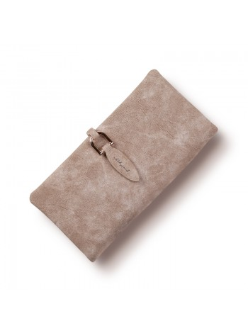 Длинный женский кошелек портмоне