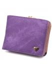 Женский бумажник фиолетововго цвета