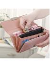 Женский бумажник из искусственной кожи