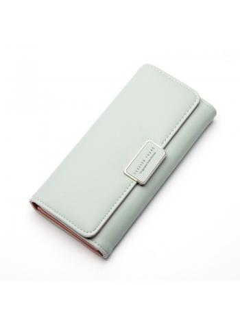 Женский длинный бумажник