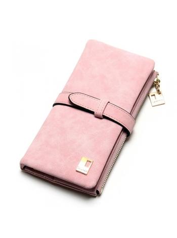 Бумажник для девушки длинный