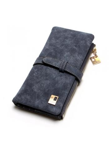 Длинный бумажник для девушки