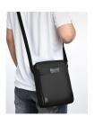 Мужская сумка через плечо из оксфорда