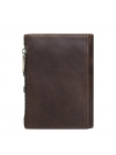 Мужской вертикальный бумажник